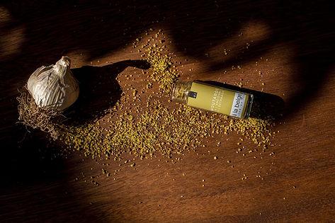 Fleur de sel aromatisé curry