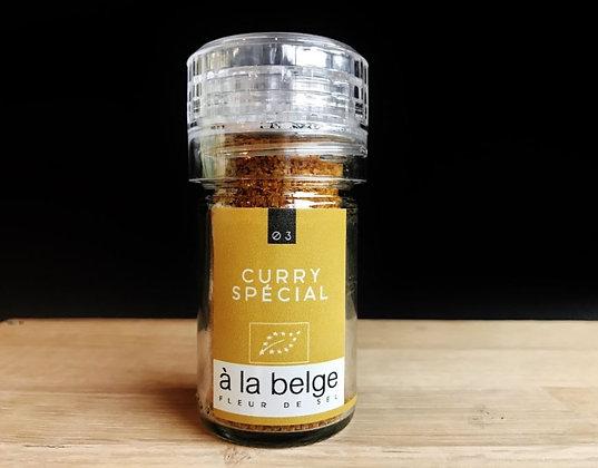Curry spécial.