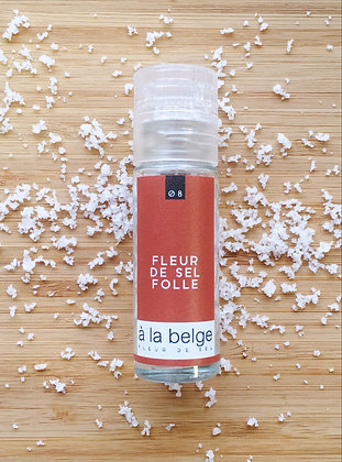 Crazy salt of flower