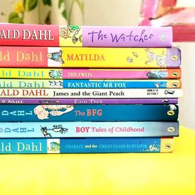 3 Reasons to love Roald Dahl's children's stories