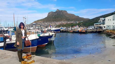 When in Cape Town…