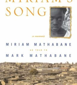 Book Review: Miriam's Song