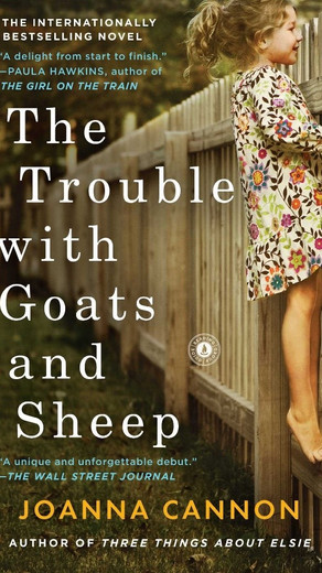 Book Review: The Trouble with Goats and Sheep