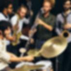 Marcio De Sousa Qintett, Marcio De Sousa, Tobias Pfister, Raphael Walser, Tapiwa Svosve, Philipp Hillebrand, Jazz
