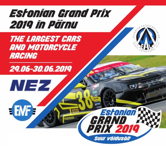 Estonian Grand Prix 2019 algas väga väikeste vahedega