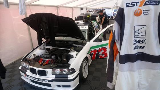 Uus vaatus Eesti meistrivõistlusel klassis BMW Xtreme ja Eesti karikavõistlusel vormel Historic sarj