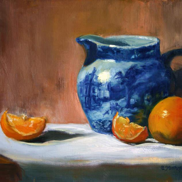 Blue-Pitcher-and-Oranges-9x.jpg