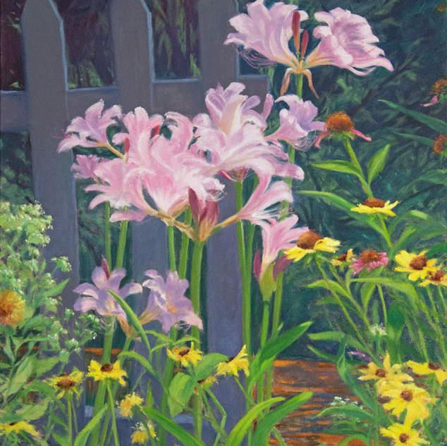 Garden Lilies 30x24.jpg