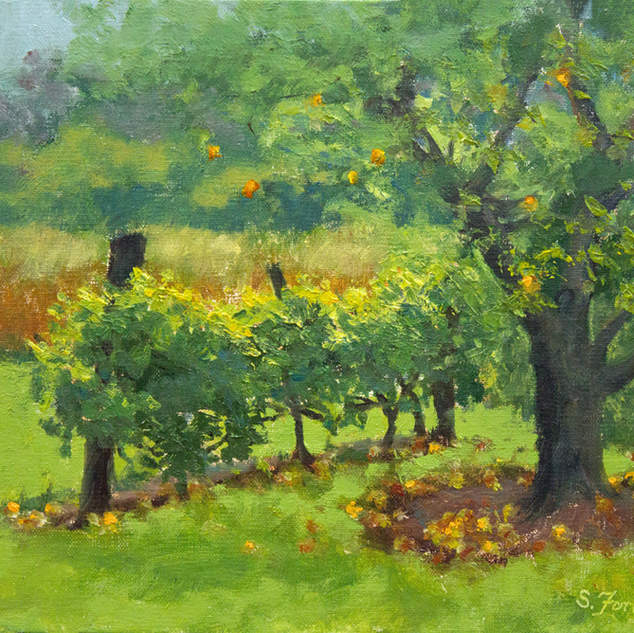 Under the Apple Tree 8x10.jpg