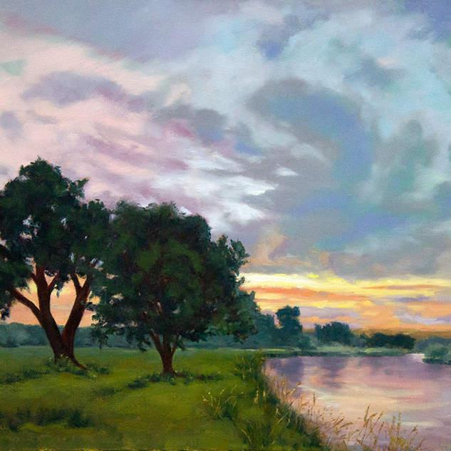 Sunset on the N Platte 24x30.jpg