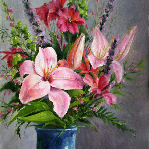 Daylily Bouquet 16x12.jpg