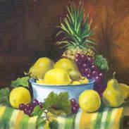 Pineapple and Fruit 16x20.jpg