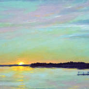 Sunset Reflections 12x24.jpg