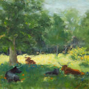 Cattle in the Shade 8x10.jpg
