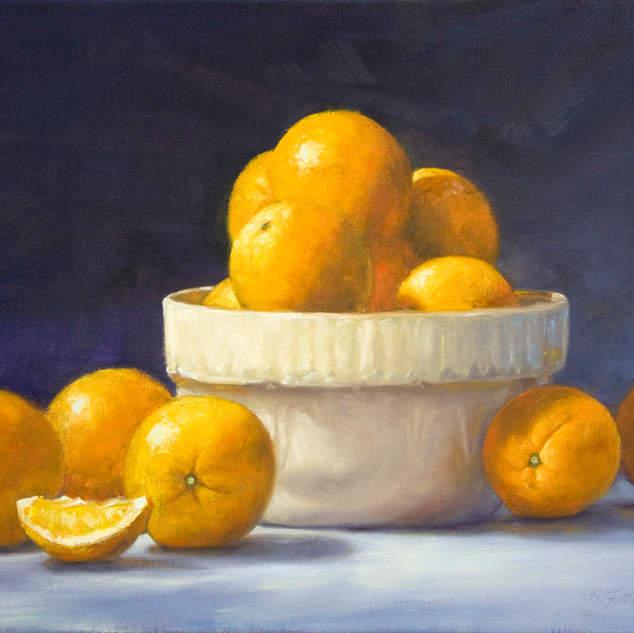 Crock of Oranges 16x20.jpg