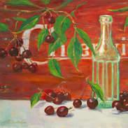 Cherries & Cheerwing 12x16.jpg