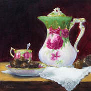Chocolate Pot and Sweets 12x12.jpg