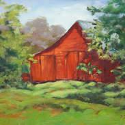 Red Barn on Richfield Road 9x12.jpg