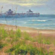 Fort Myers Beach Pier 9x12.jpg