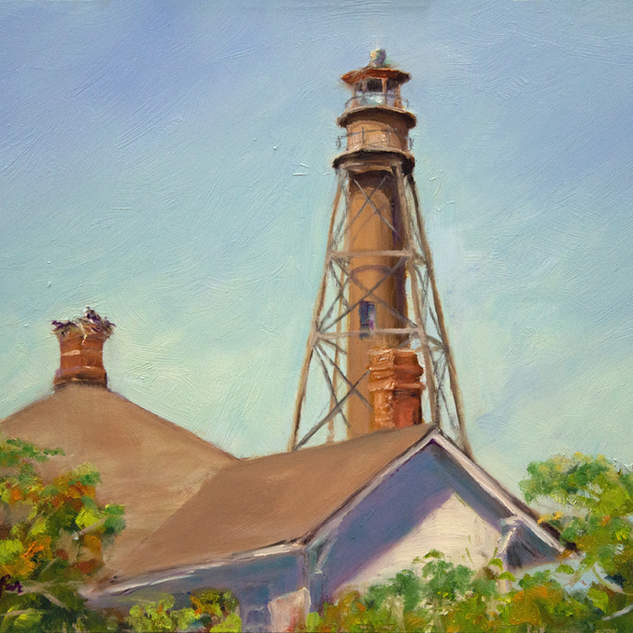 Sanibel Lighthouse 9x12.jpg