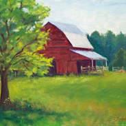The Red Barn 9x12.jpg