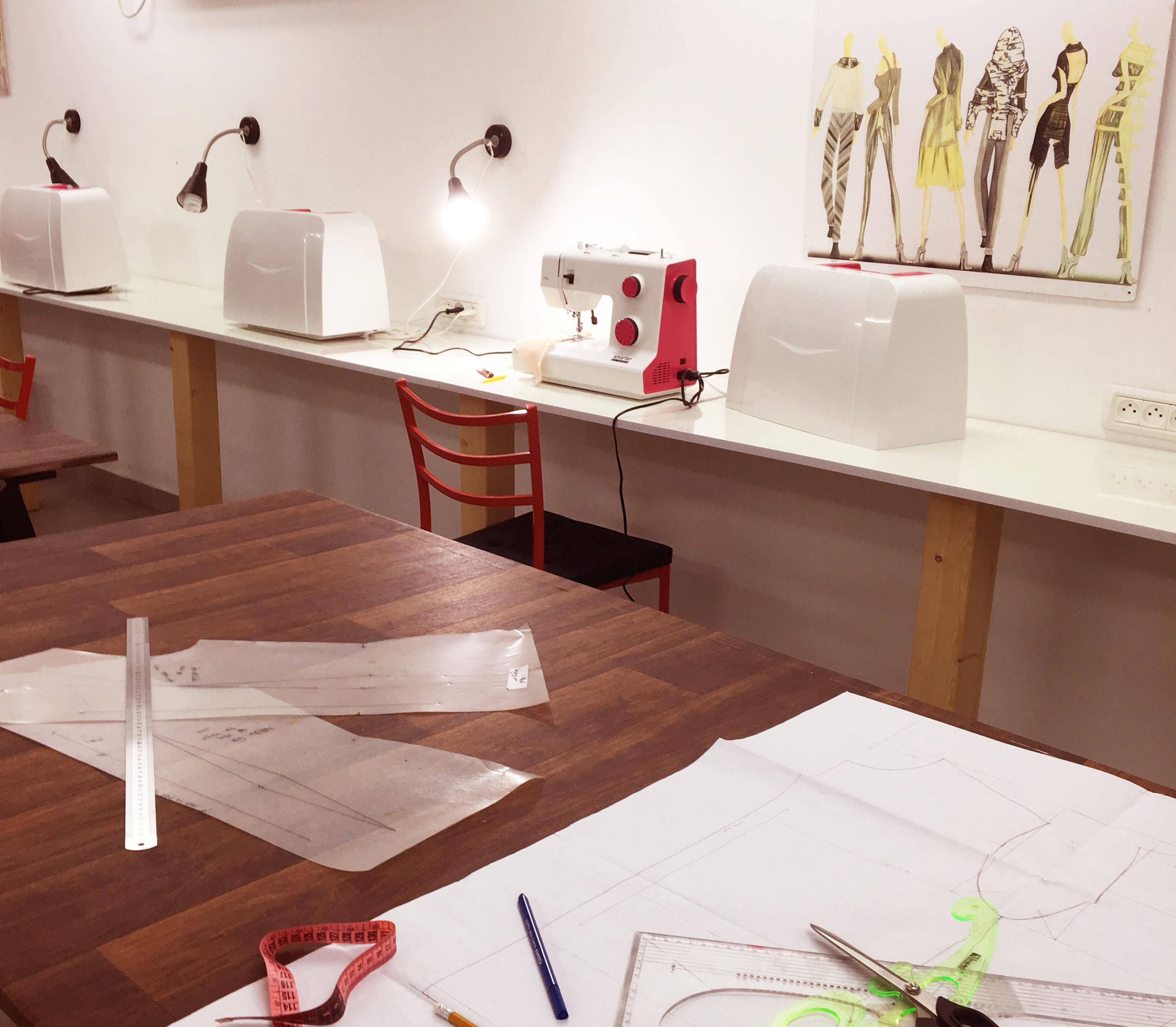 סטודיו דנקה עיצוב, תדמיתנות ותפירה