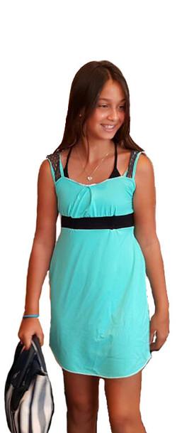 תיק + שמלה