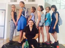תצוגת אופנה 2014