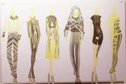 איורי אופנה