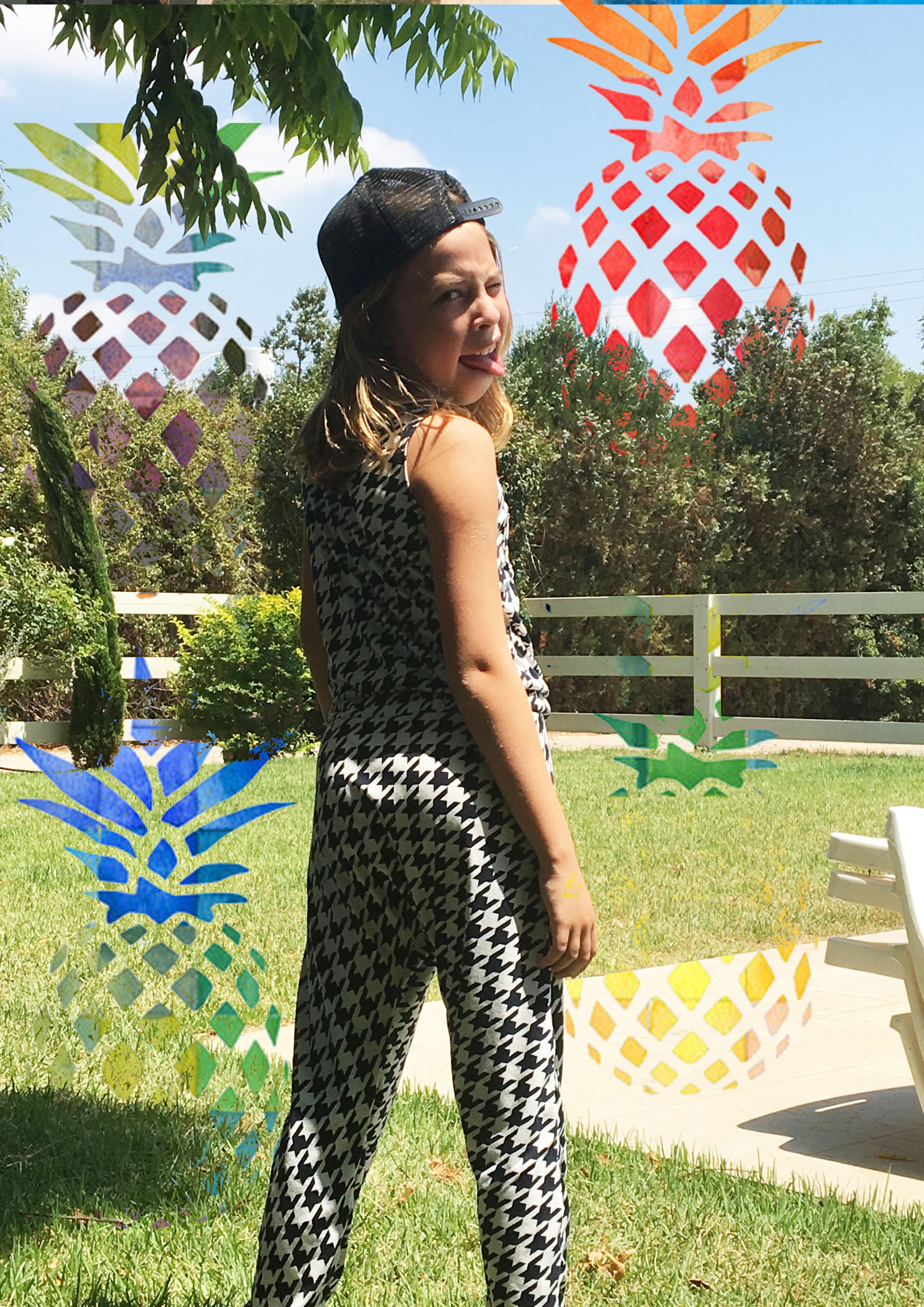 קייטנת עיצוב אופנה מושב ברק
