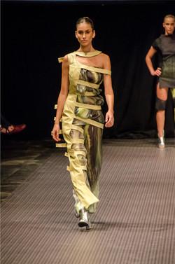 תצוגת אופנה דנה חנצ'ינסקי