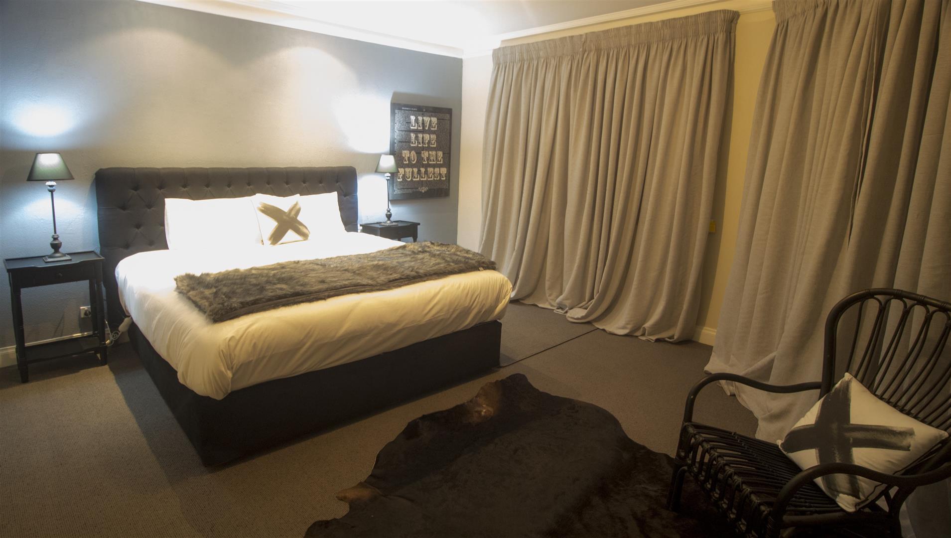 1 bed bedroom