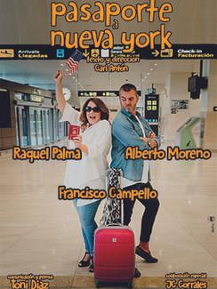 PASAPORTE A NUEVA YORK
