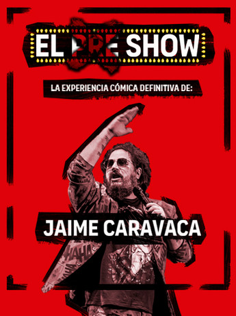 EL SHOW DE JAIME CARAVACA