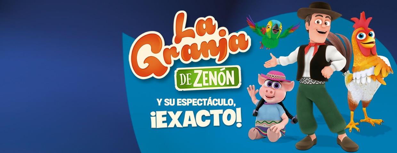"""LA GRANJA DE ZENÓN: """"EXACTO!"""""""