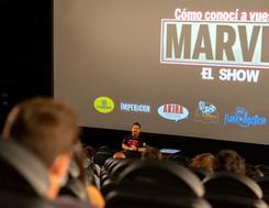CÓMO CONOCÍ A VUESTRA MARVEL - EL SHOW