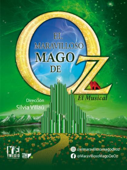 el maravilloso mago de oz teatro espacio