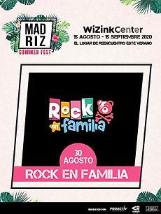 Rock en Familia MadTickets