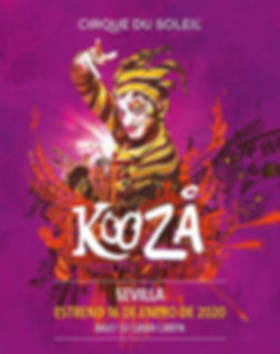 Cirque Du Soleil Sevilla