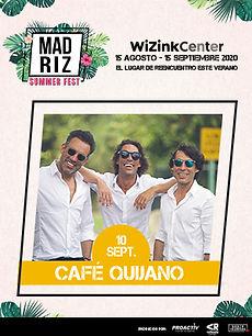 Café Quijano MadTickets