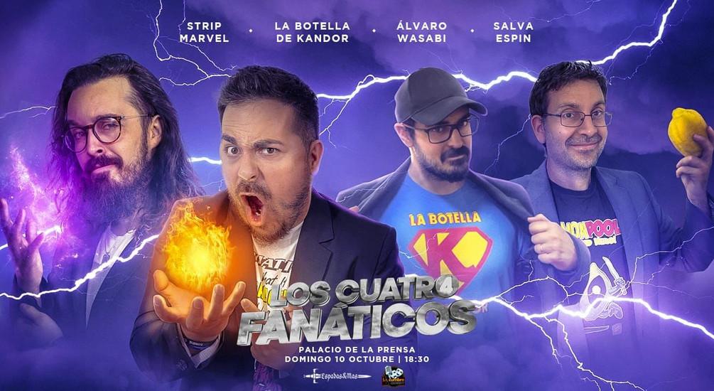 LOS CUATRO FANÁTICOS