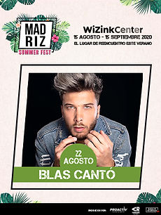 Blas Cantó MadTickets