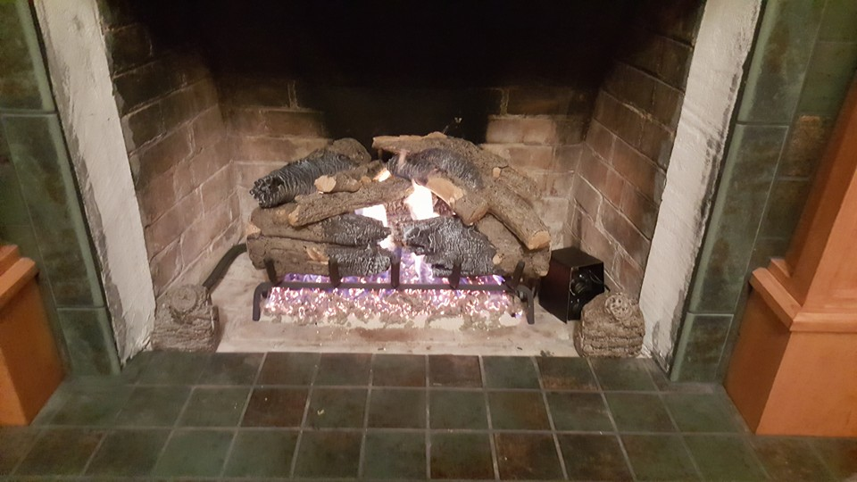 Vented Logset