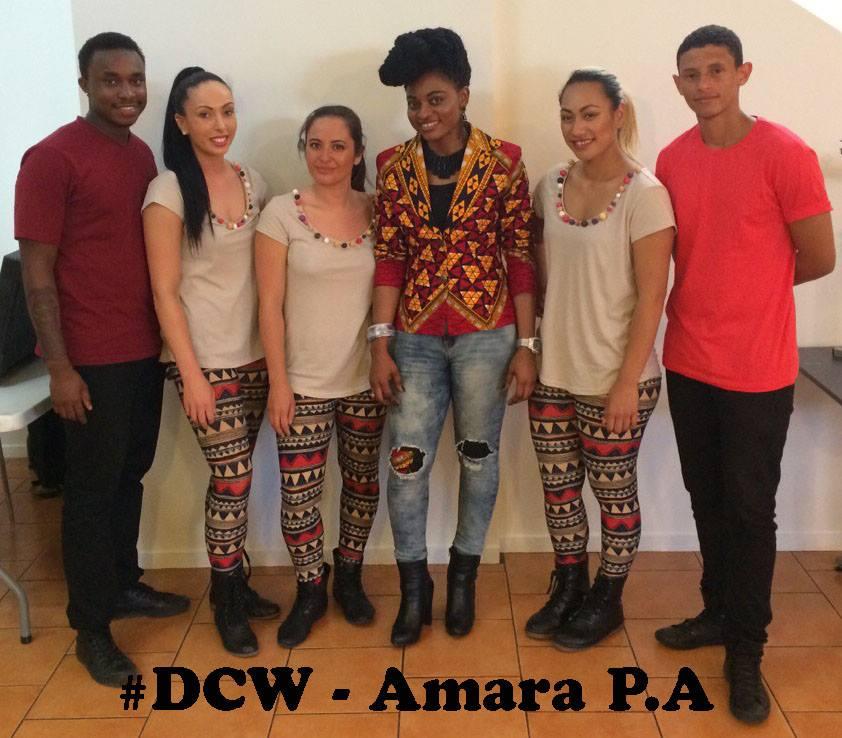 Amara with DCD