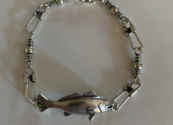 "9 1/2"" Redfish Bracelet"