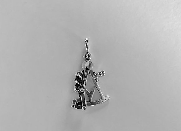 Medium Sextant Pendant