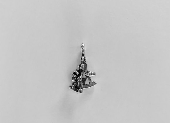Small Sextant Pendant