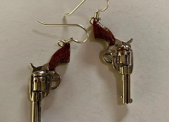 Colt 45 Earrings