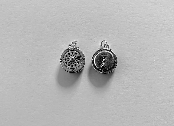 Large Fly Reel Charm