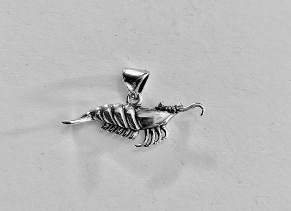 Shrimp Pendant